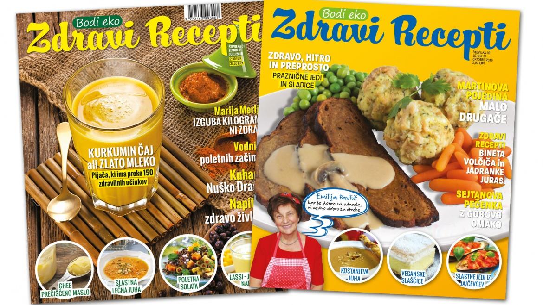 Revija Zdravi Recepti
